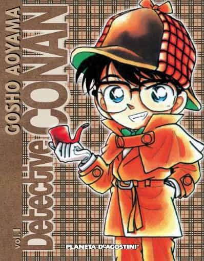 DETECTIVE CONAN NE 01