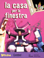 pack la casa per la finestra (llibre + cd)-montserrat ginesta-david cirici-jose manuel pagan-9788478645084