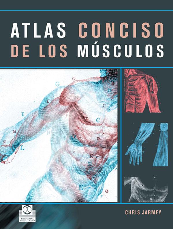 ATLAS CONCISO DE LOS MUSCULOS   CHRIS JARMEY   Comprar libro ...