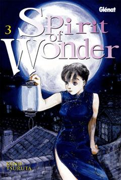 Spirit Of Wonder Nº 3 por Kenji Tsuruta