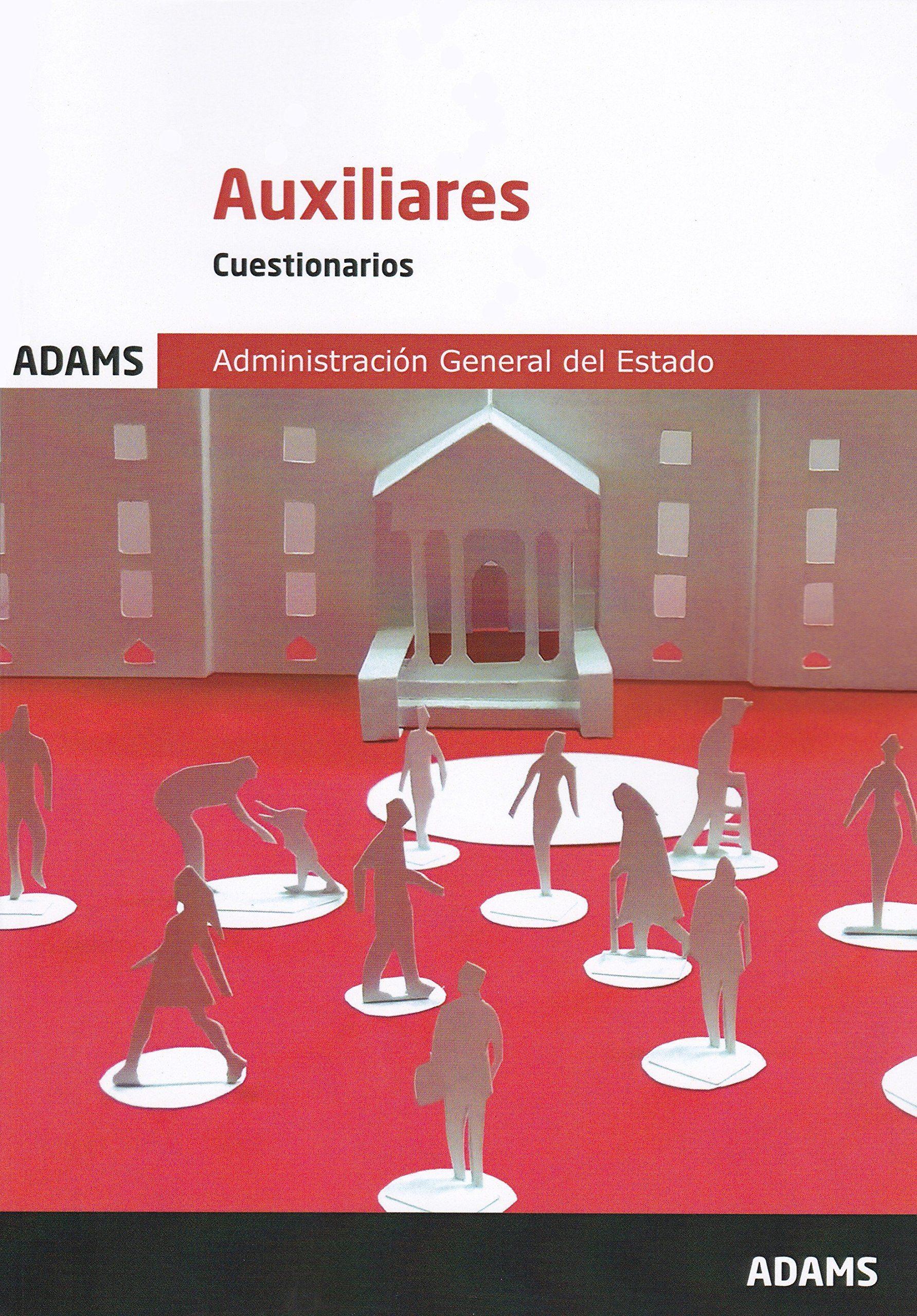 auxiliares cuestionarios administracion general del estado-9788491472384