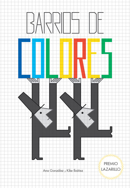 BARRIOS DE COLORES | ANA GONZALEZ MENENDEZ | Comprar libro 9788494585784