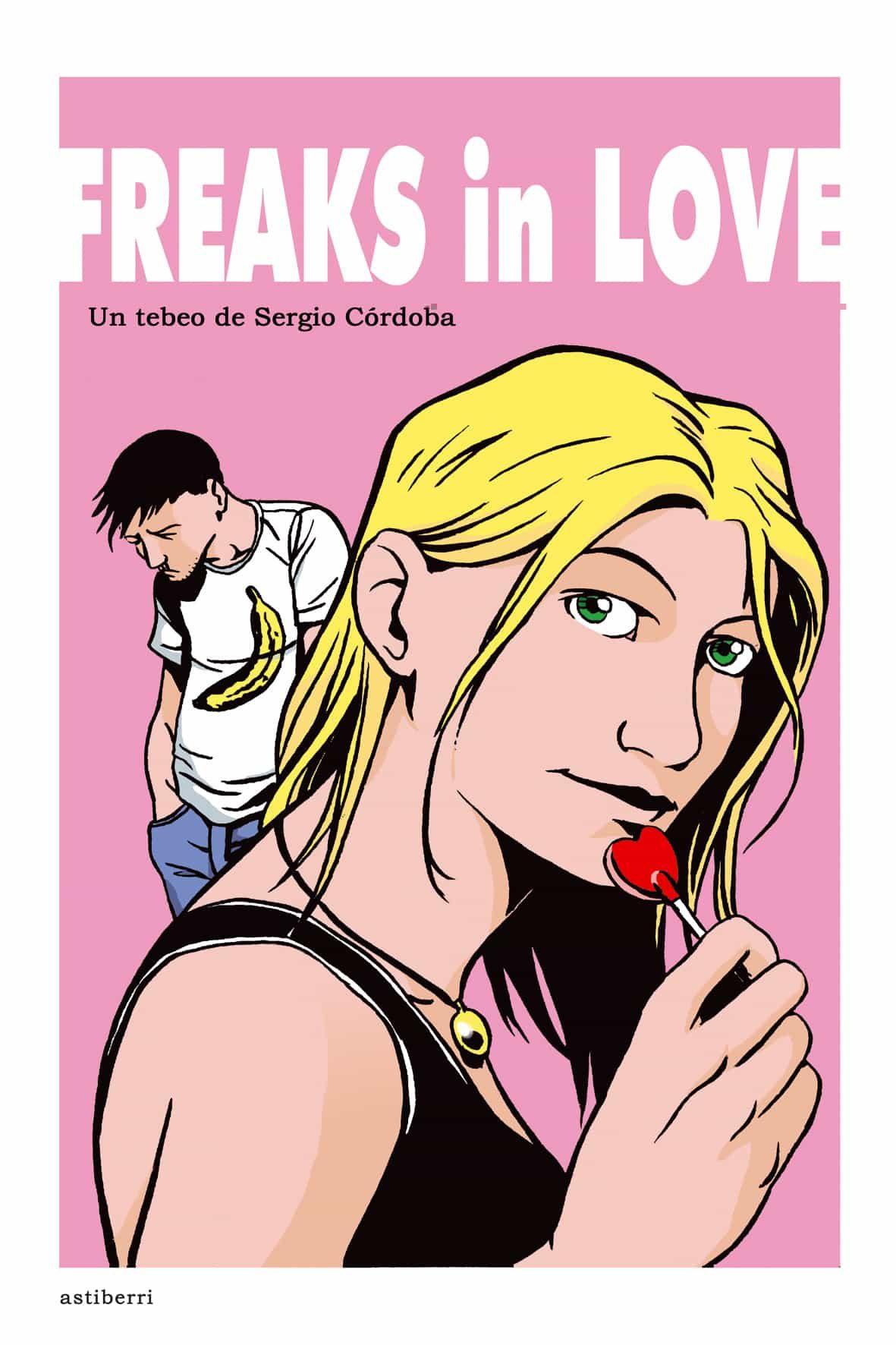 descargar FREAKS IN LOVE pdf, ebook