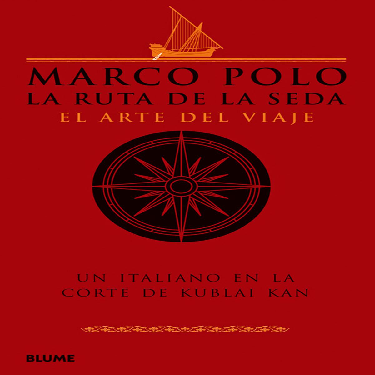 MARCO POLO: LA RUTA DE LA SEDA | MARTA MAGADAN DIAZ | Comprar libro ...
