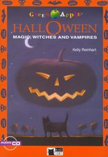 Halloween... Magic, Witches And Vampires. Book + Cd por Kelly Reinhart epub