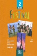 Festival 2 (cd Audio Classe): Methode De Français por Sylvie Poisson-quinton