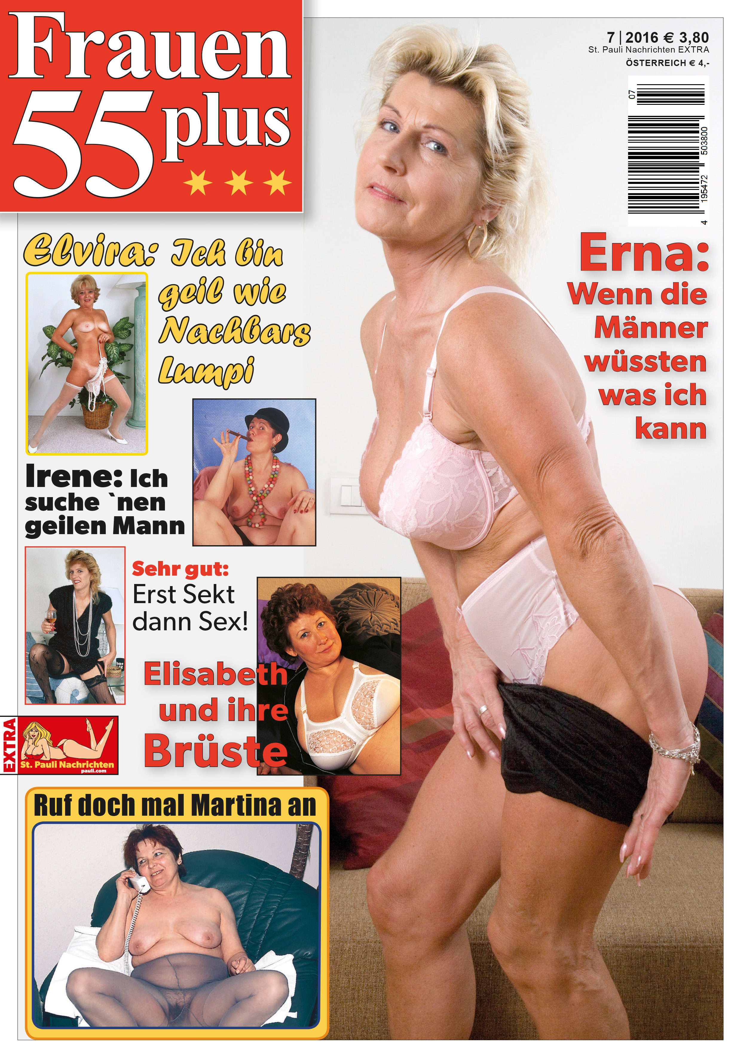 Spnextra 07 2016 Frauen 55plus Ebook Jürgen H Klebe Descargar