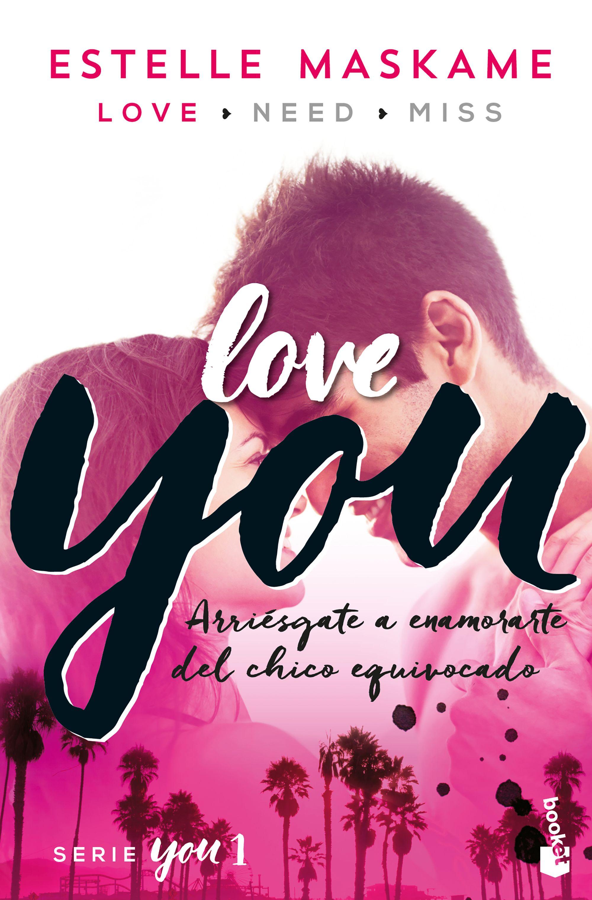 you 1: love you-estelle maskame-9788408181194