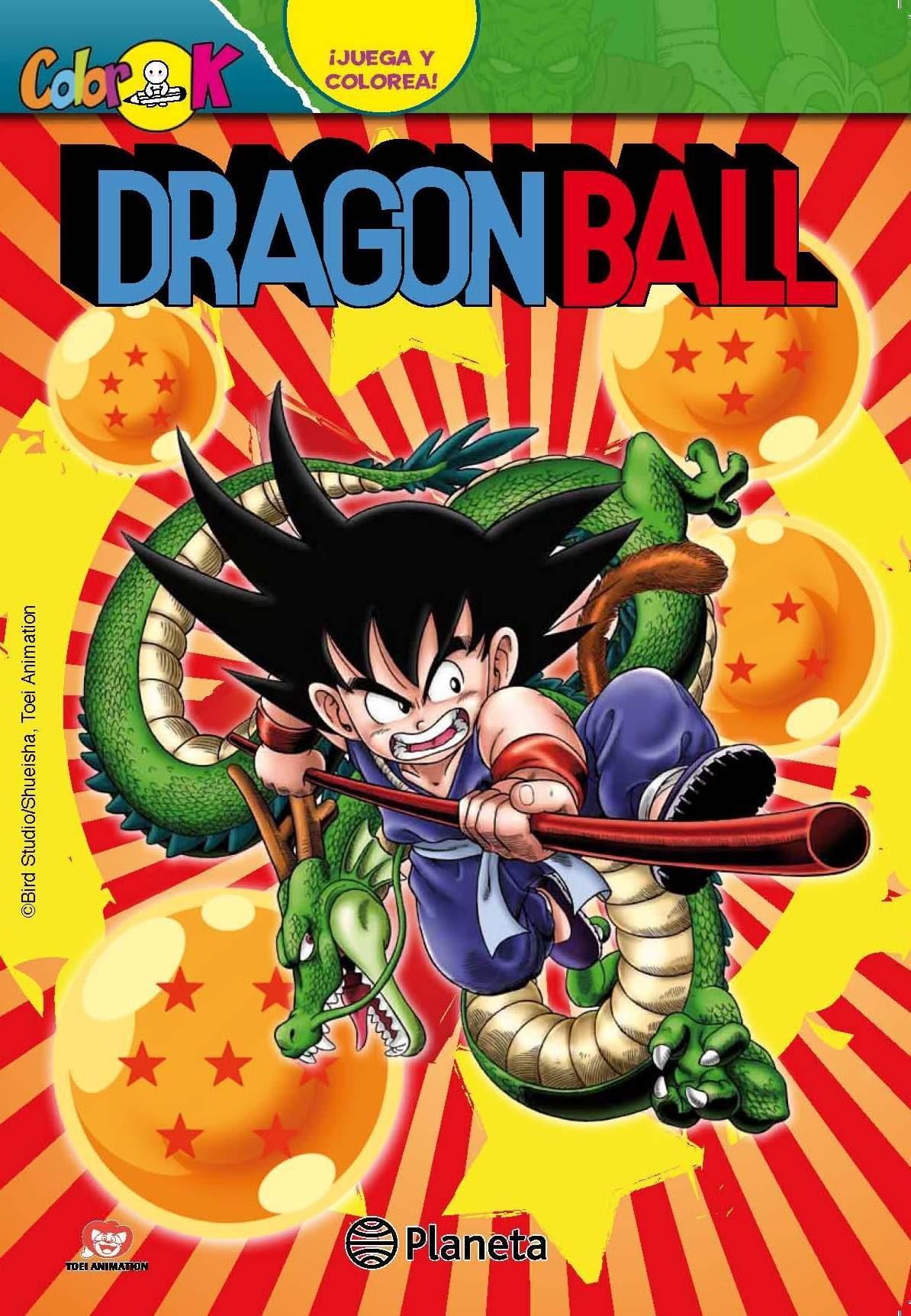DRAGON BALL COLOR K   AKIRA TORIYAMA   Comprar libro 9788415866794