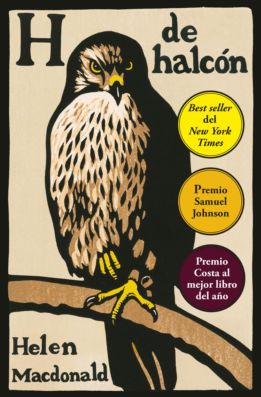 H De Halcon por Helen Macdonald