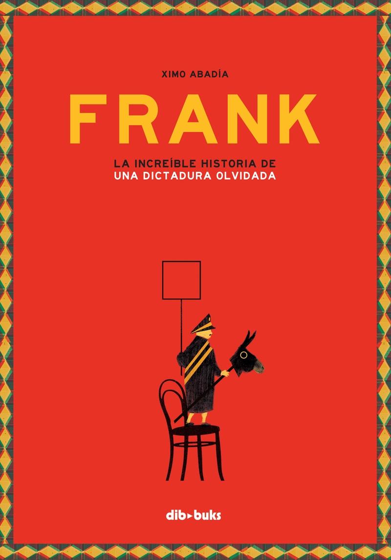 Frank por Ximo Abadia