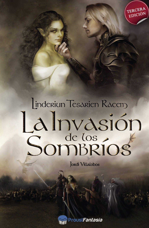 La invasión de los sombríos - Jordi Villalobos