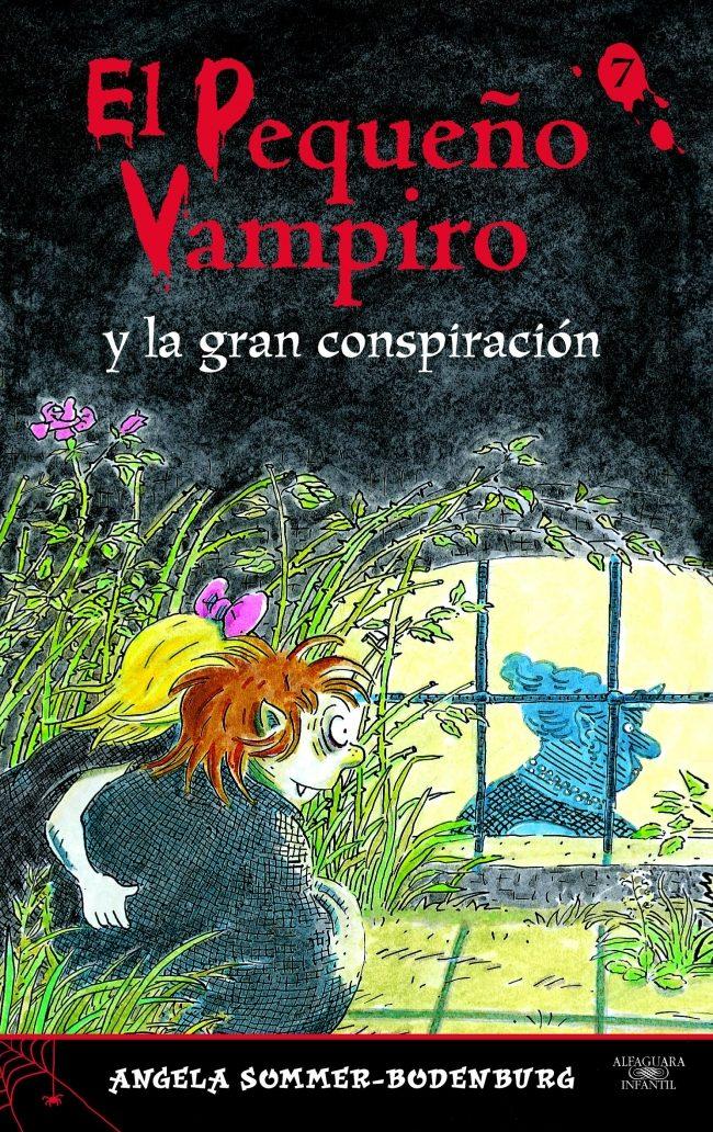 El Pequeño Vampiro Y La Gran Conspiracion por Angela Sommer-bodenburg