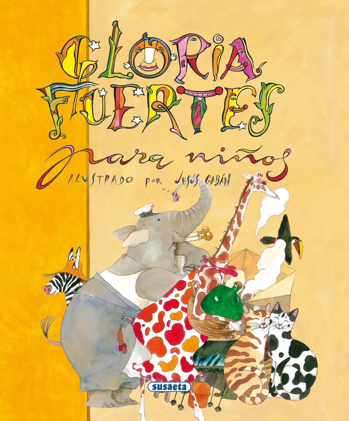 libros infantiles gloria fuertes