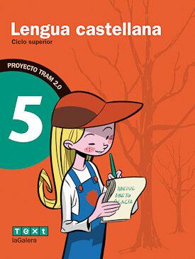Lengua Castellana 5º Educacion Primaria Tram 2.0 por Vv.aa. epub