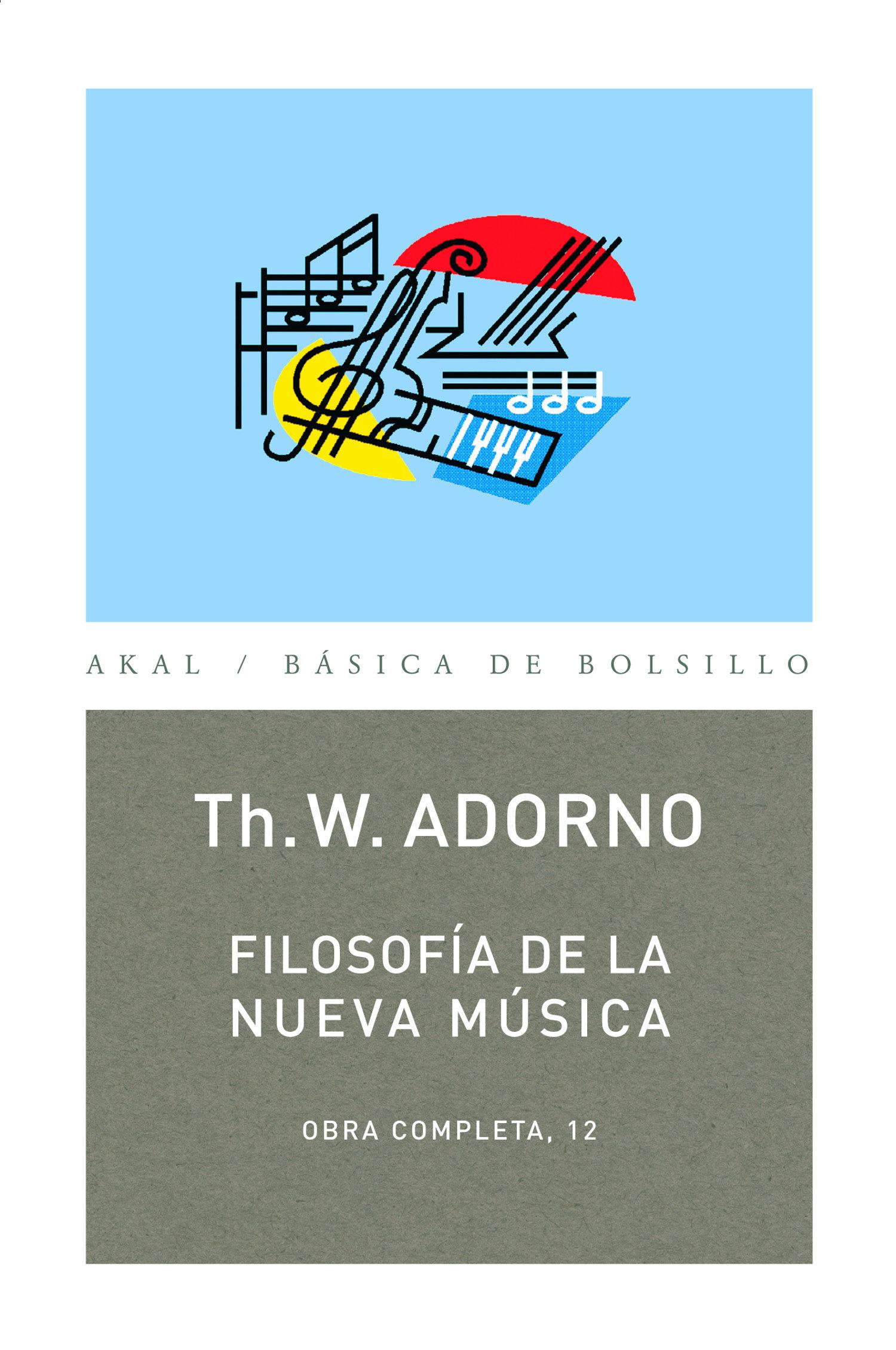 Filosofía De La Nueva Música   por Theodor W. Adorno