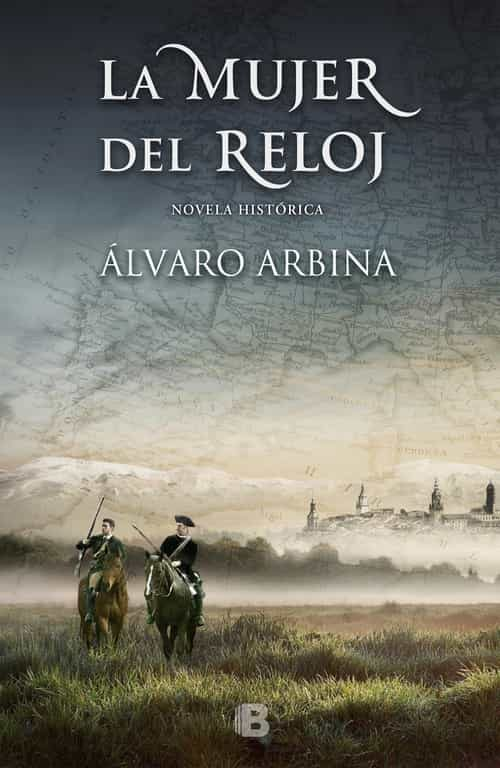 La Mujer Del Reloj por Alvaro Arbina