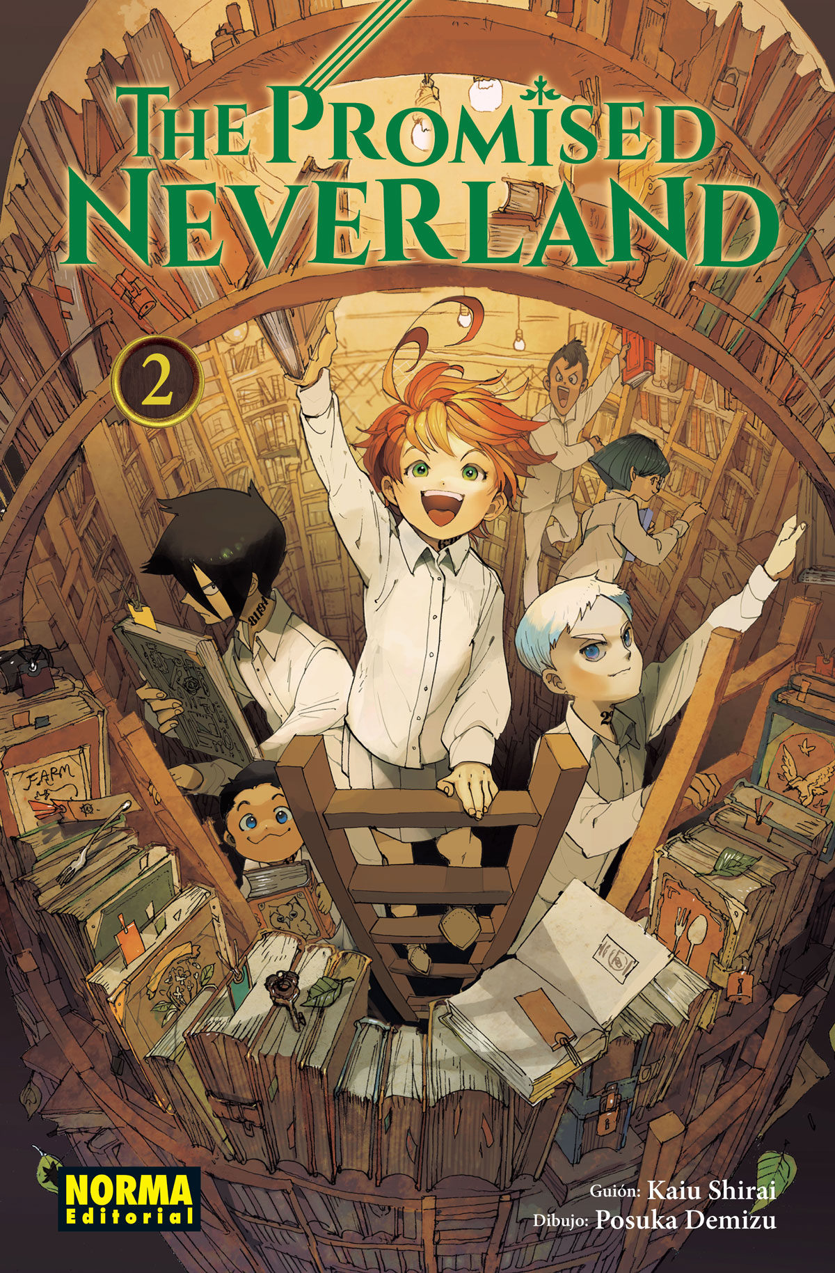 The Promised Neverland 2 - rossendalecab.org.uk