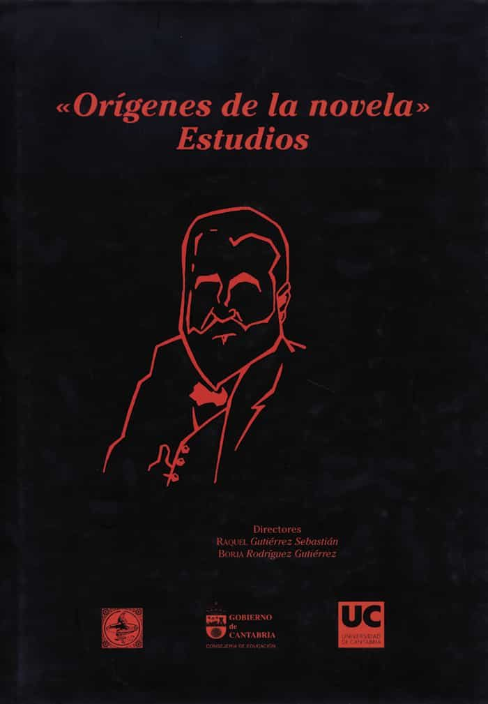 Origenes De La Novela. Estudios por Raquel Gutierrez Sebastian