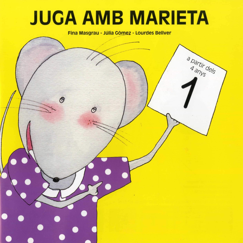 Juga Amb Marieta; 1 por Fina Masgrau;                                                                                    Julia Gomez Gratis