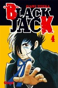 Black Jack Nº 4 por Osamu Tezuka
