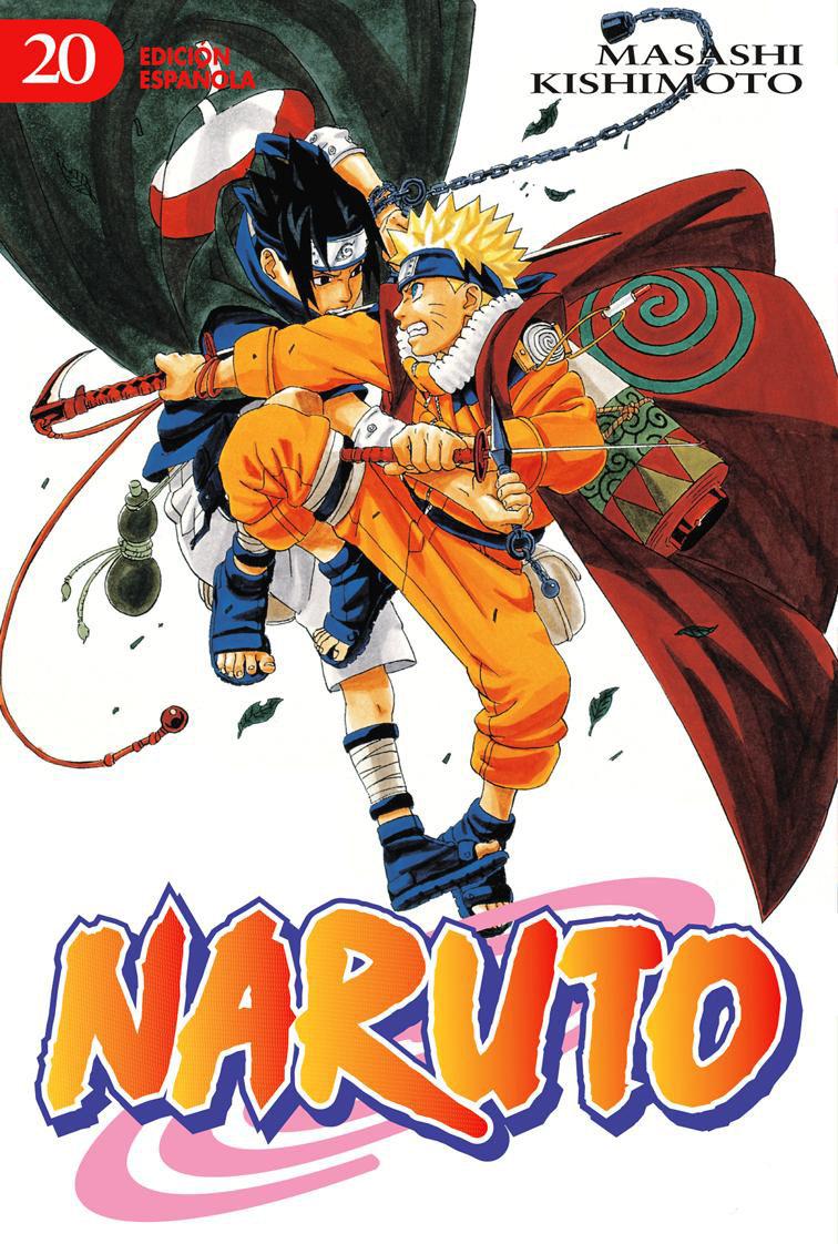 Naruto Nº 20 (de 72)(edt) por Masashi Kishimoto epub