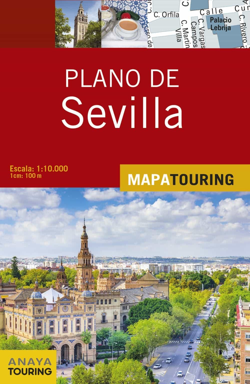 Plano De Sevilla 2017 (mapa Touring) 2ª Ed. por Vv.aa. epub