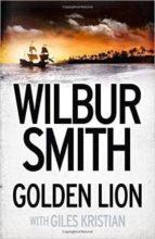 golden lion-wilbur smith-9780008132804