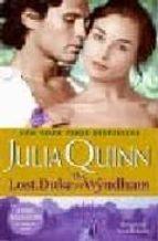 lost duke of wyndham-julia quinn-9780060876104