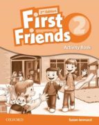 first friends level 2 activity book 9780194432504