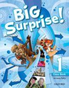 big surprise 1º primaria cb+mrom pk  ed 2013-9780194516204