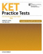 ket practice tests w/o key revised ed-9780194574204