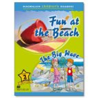 macmillan children s readers: fun at the beach level 2 9780230469204