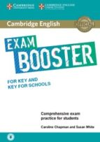 cambridge english exam booster for key (ket) & key for schools (ket4s) without answer key with audio download-9781316641804