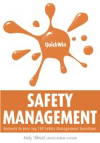 quick win safety management (ebook) andy tilleard 9781781190104