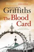the blood card: stephens and mephisto 3 elly griffiths 9781784296704