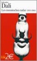 les moustaches radar: 1954-1958-salvador dali-9782070317004
