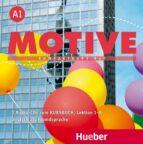 motive a1. lektion 1 8. audio cds zum kursbuch: kompaktkurs daf. deutsch als fremdsprache 9783190618804