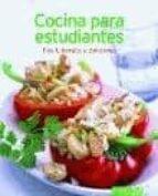 cocina para estudiantes (minilibros de cocina) (nueva ed.) 9783625002604