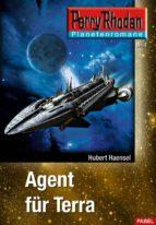 planetenroman 1: agent für terra (ebook)-hubert haensel-9783845332604