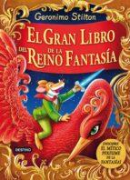 el gran libro del reino de la fantasia geronimo stilton 9788408132004