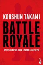 battle royale-koushun takami-9788408165804