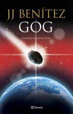 gog (ebook) j.j. benitez 9788408194804