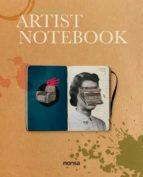 artist notebook-9788415829904