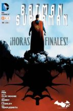 batman/superman nº 14-ben templesmith-brian clay moore-9788416255504