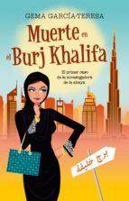 muerte en el burj khalifa (ebook)-gema garcia-teresa-9788416498604