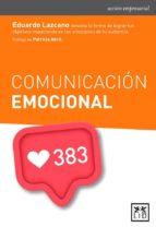 comunicacion emocional eduardo lazcano 9788416624904