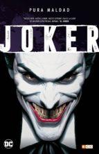 pura maldad: joker (2ª edición)-chuck dixon-bill finger-9788417441104