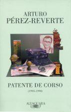 patente de corso (1993 1998) arturo perez reverte 9788420483504