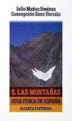 las montañas julio muñoz jimenez concepcion sanz herraiz 9788420607504
